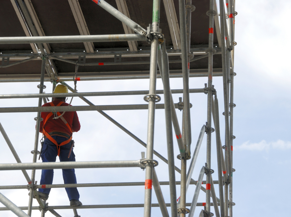Scaffolding Accident Prevention